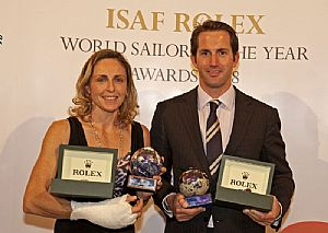 ISAF Rolex Sailors of the Year 2008